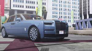 roll royce phantom 2017 2018 rolls royce phantom viii add on hq gta5 mods com