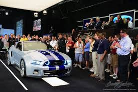 ford mustang 2014 need for speed need for speed ford mustang auctions for 300 000 at barrett
