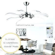 fan with retractable blades retractable ceiling fan review retractable blade ceiling fan modern