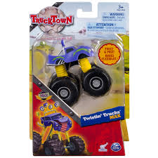 monster trucks tv show spin master truck town twistin u0027 trucks vehicle max