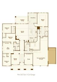 new home plan 262 in prosper tx 75078