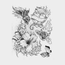 cool tattoo designs on paper hair and tattoos amazing tattoo