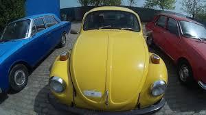 volkswagen bug yellow yellow vw beetle 1995 model in very good condition youtube