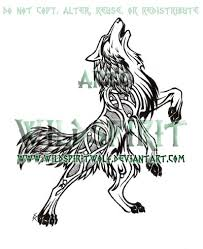 43 best nordic wolf tattoos images on pinterest norse tattoo