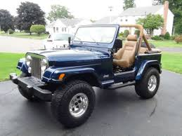 jeep body for sale sell used fully restored 1986 jeep cj7 fuel injected v8