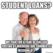 College Students Meme - top 15 student loan memes just because