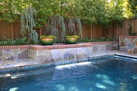 an elegant pool for a small backyard michael glassman u0026 associates