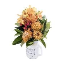 Mason Jar Flower Arrangement Cheap Flower Arrangements Florist Sydney Value Flowers