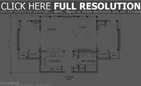 floor plan of modern single home indian house luxihome