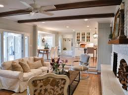 french country home interior