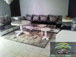 canapé marocain occasion décoration salon marocain blanc 12 tours 03301236 blanc photo