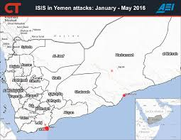 Yemen On World Map by Challenging The Yemeni State Isis In Aden And Al Mukalla