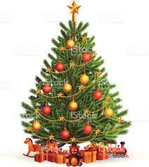 christmas tree stock vector art 165942210 istock