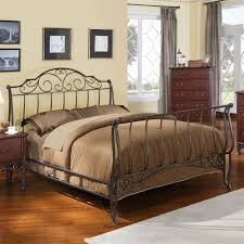 Traditional Bedroom - bedroom add to your traditional bedroom with full size sleigh bed