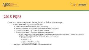 pqrs registries american joint replacement registry s orthopaedic quality resource