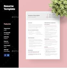 Modify Resume 30 Best Modern Design Resume Templates Simplefreethemes