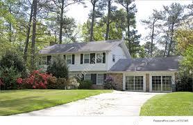 split level house residential architecture split level house in stock