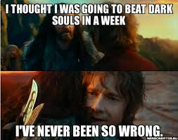 Dark Souls Meme - dark souls meme 2 by johock on deviantart
