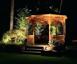 Solar Powered Landscape Lights Solar Powered Gazebo Lights Spot Solar Powered Outdoor Gazebo