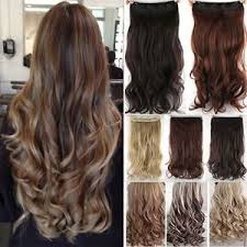 hair extensions uk uk one clip in thick human hair extensions wavy