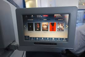 American Airlines Flight Entertainment by Flight Review Delta 777 200lr Business Class La To Atl