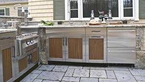 outdoor kitchen cabinets stainless steel stainless steel outdoor