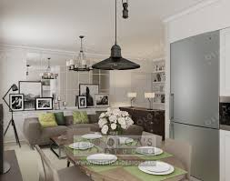 interior design ideas for kitchen and living room home interior
