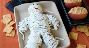 Halloween Food Party Ideas by Halloween Party Idea The Cheese Mummy