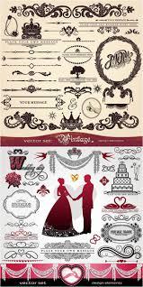 130 best wedding invites images on pinterest vector vector free