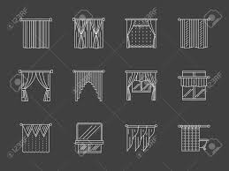 types of curtains relaxing windows as wells as curtains type in decor curtains type