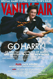 Vanity Fair Magazine Change Of Address J K Rowling Shares Which Harry Potter Secret She Told Alan