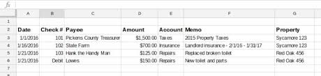 Realtor Expense Tracking Spreadsheet by The Investor S Guide To Excellent Estate Bookkeeping