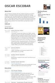 Real Estate Broker Resume Sample by Trader Resume Samples Visualcv Resume Samples Database