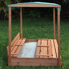 Sandboxes With Canopy And Cover by Naomi Home Kids Canopy Cedar Sandbox