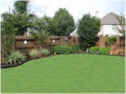 Backyard Planter Designs by Backyards Stupendous Backyard Landscaping Ideas For Privacy