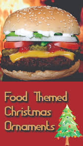 food themed christmas ornaments jpg