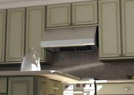 Under Cabinet Kitchen Hood Zline 30