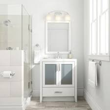 Vanities For Bathrooms Lowes Shop Bathroom Vanities Vanity Tops At Lowes Regarding Cabinets