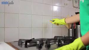 nettoyer la cuisine nettoyer la graisse tenace dans la cuisine minutefacile com