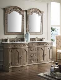 Bathroom Vanity Gray by 72 Inch Antique Double Sink Bathroom Vanity Empire Gray Finish