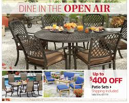 Eddie Bauer Patio Furniture Bjs Wholesale Club Great Savings On Outdoor Furniture Milled