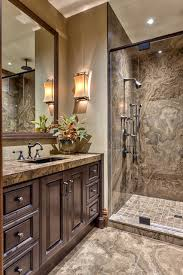Mountain Resort Rustic Bathroom Other By ACM Design - Resort bathroom design