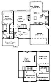 fairview modular home floor plan