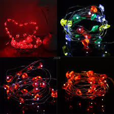 Red Heart Fairy Lights by Online Get Cheap Love String Lights Aliexpress Com Alibaba Group