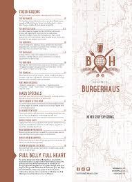 Indianapolis In Map Burgerhaus Restaurants Best Burgers U2013 Indianapolis Valparaiso