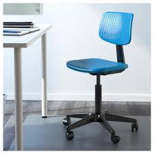 Blue Computer Desk Alrik Swivel Chair Blue Ikea