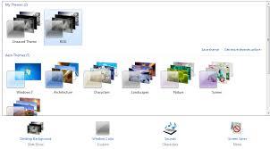 theme de bureau windows 7 rog windows themes republic of gamers rog republic of