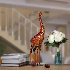 giraffe in weaving iron u2013 prpich shop
