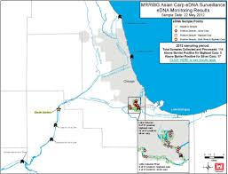 White Lake Michigan Map by Asian Carp Swimming Closer To Great Lakes The National Wildlife