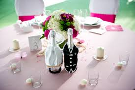 Table Decorations Centerpieces Bride And Groom Table Centerpiece Home Design Ideas